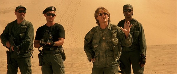 Stargate : Emmerich aura sa trilogie reboot