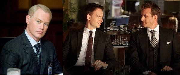 Neal McDonough rejoint la saison 4 de Suits