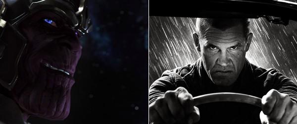 Josh Brolin sera la voix de Thanos dans Les Gardiens et Avengers 3