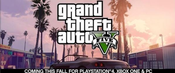 GTA V sur PC, PS4 et XO cet automne !