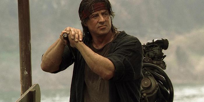 Rambo en route pour une dernière aventure
