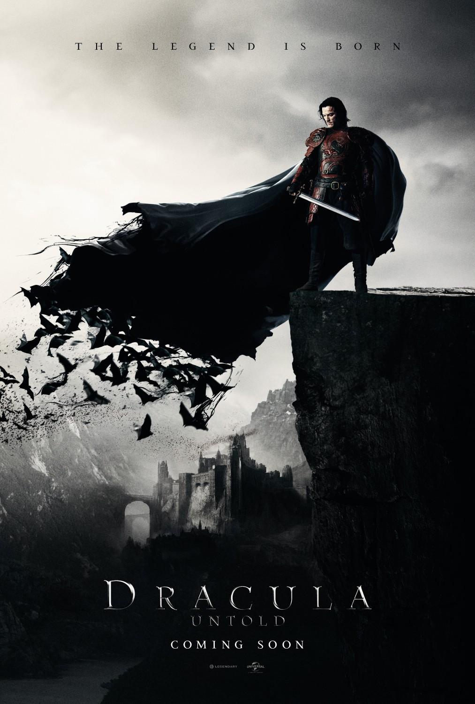 Des posters pour Dracula Untold