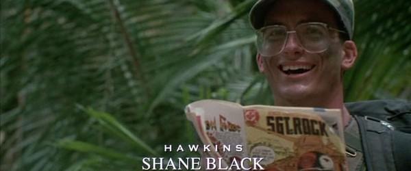 Shane Black écrit et réalise le reboot de Predator !