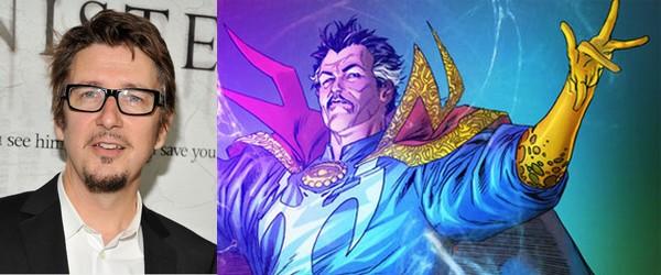 Scott Derrickson pour réaliser Dr Strange ?