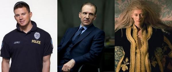 Tatum, Fiennes et Swinton sur le Hail Caesar des Coen