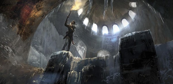 Rise of the Tomb Raider : les artworks et le trailer du jeu !