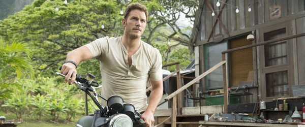 Jurassic World : nouvelles photos sans dinos