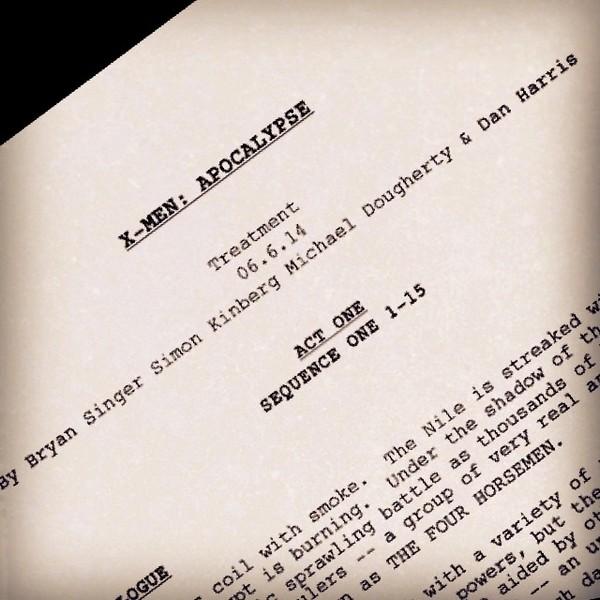 Bryan Singer dévoile le prologue d'X-Men : Apocalypse