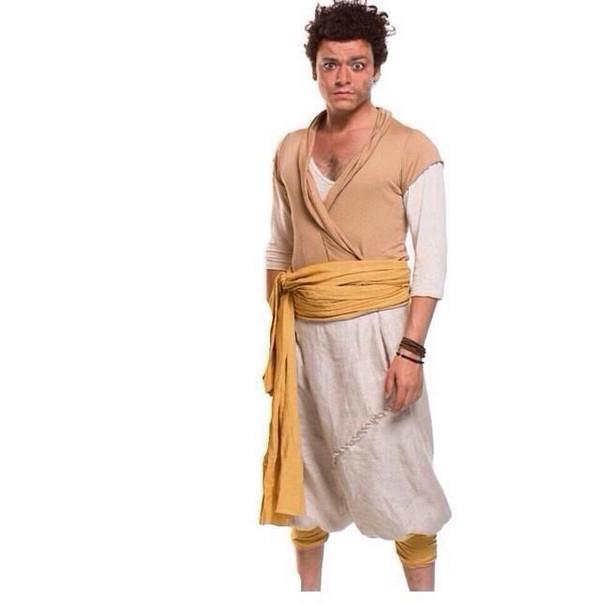 Kev Adams est Aladin, première image !