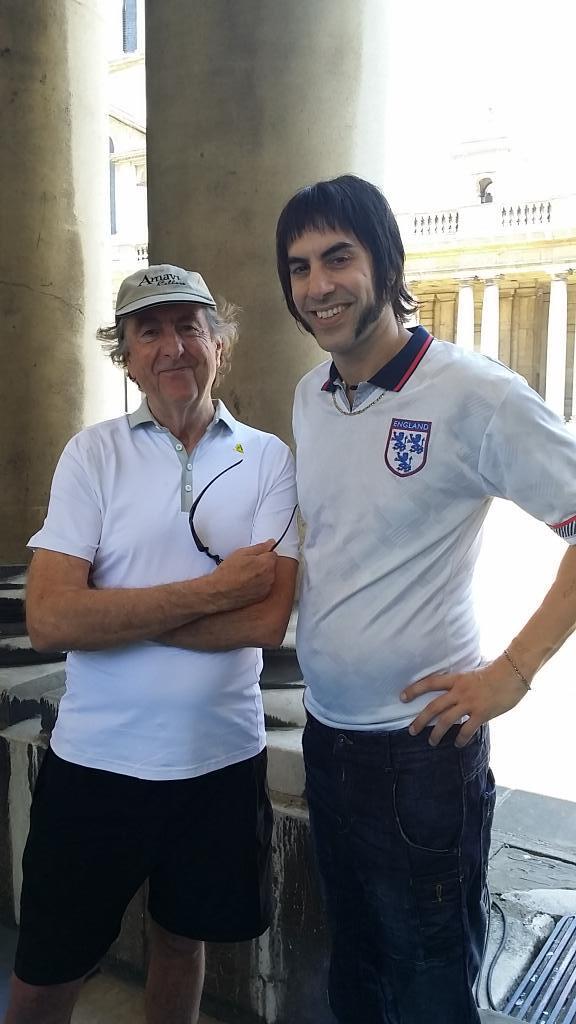 Première image de Sacha Baron Cohen en Grimsby