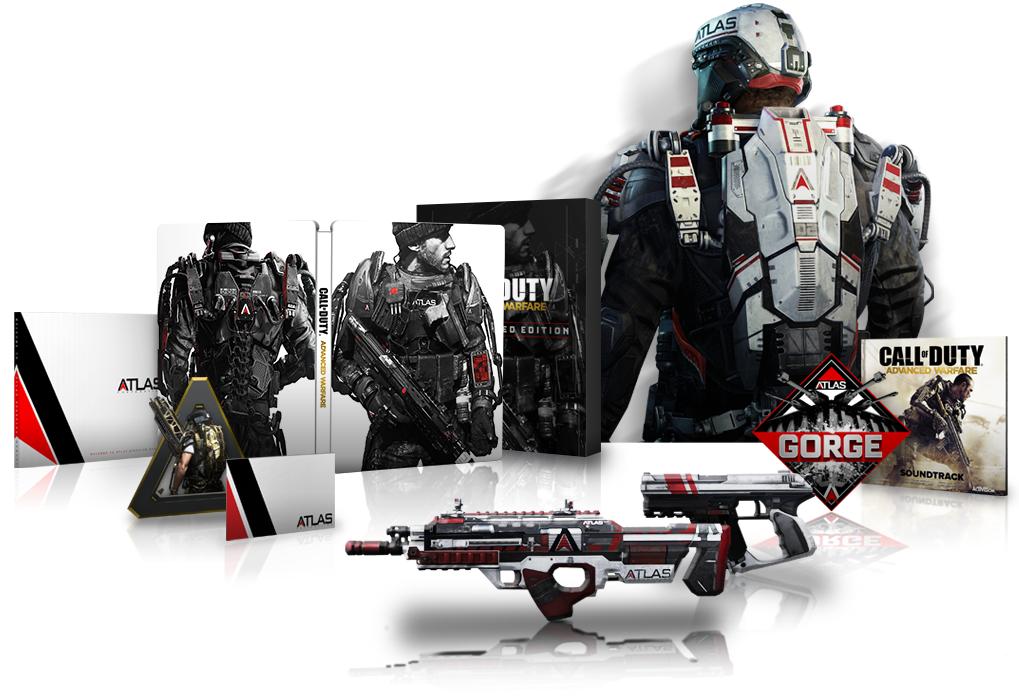 Call of Duty Advanced Warfare_Atlas-Limited