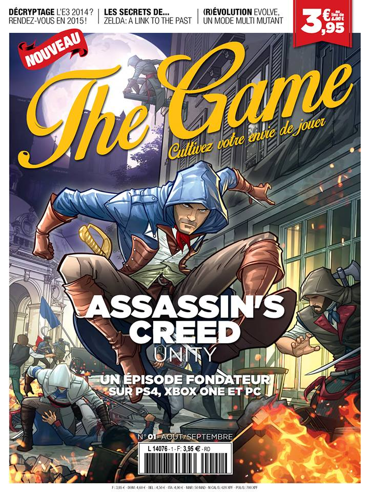The Game sort en kiosque_2