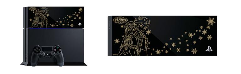 Une PS4 dédié à La Reine des Neiges_product_img1