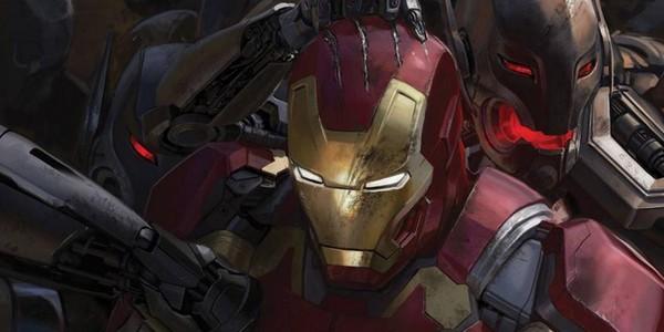 Avengers 2 : Iron Man et Scarlett Witch ont des ennuis