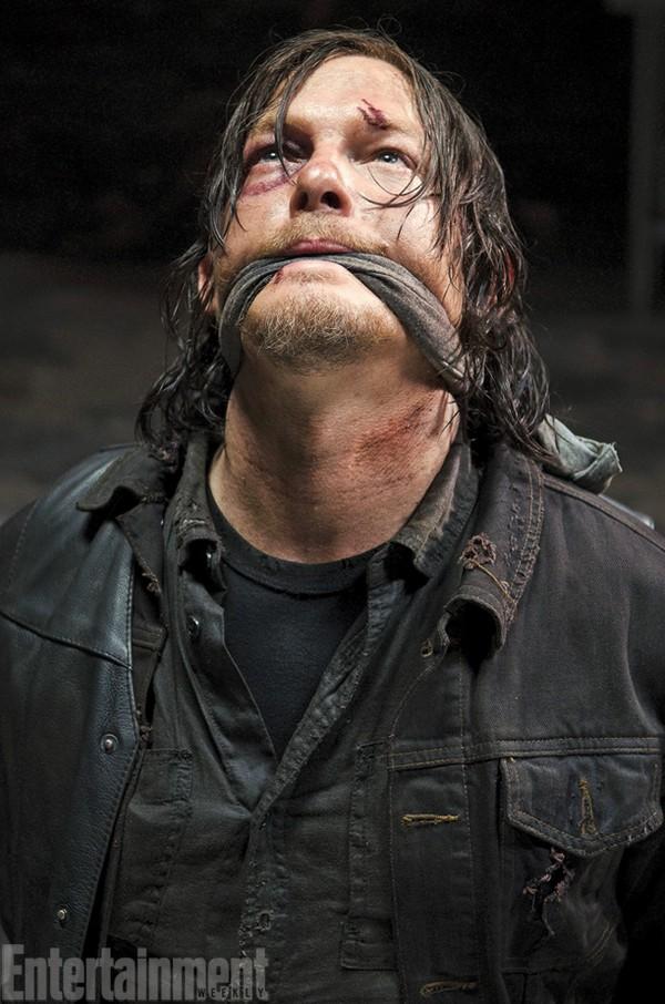 The Walking Dead : Daryl est dans la...