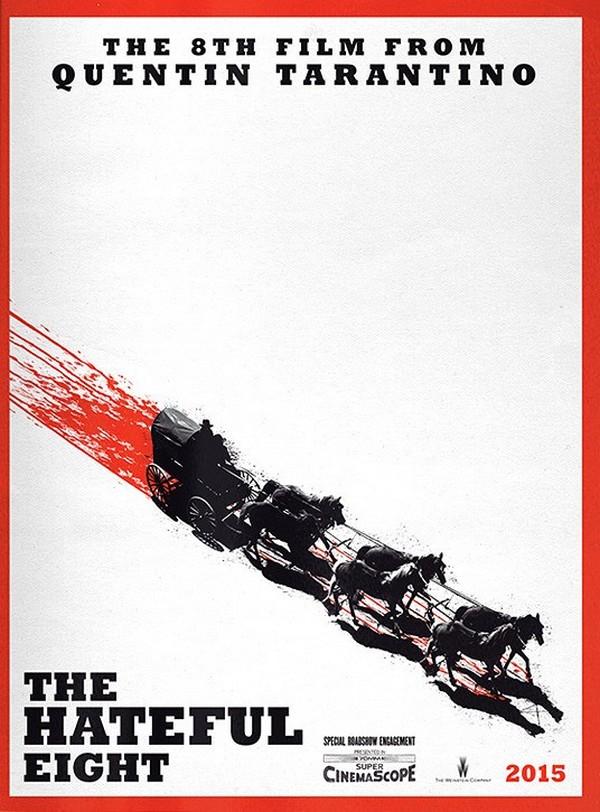 Une affiche pour le prochain Tarantino