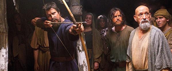Pluie d'images pour Exodus : Gods and Kings de Ridley Scott
