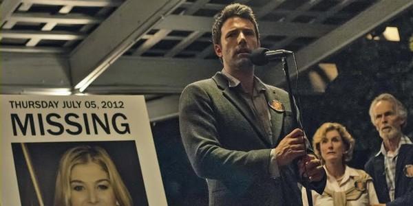 Gone Girl : 4 affiches et 1 vidéo pour David Fincher