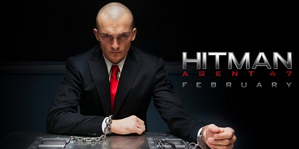 Hitman : Agent 47, première bannière