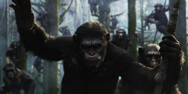 [Critique] La Planète des singes : l'affrontement... en attendant la guerre