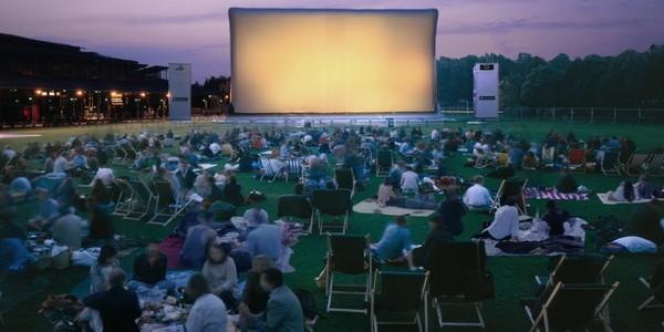 Cinéma en plein air du Parc de la Villette : programmation 2014
