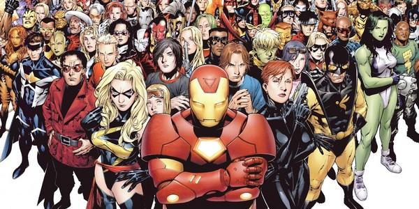 Marvel prévoit 5 nouveaux films d'ici 2019