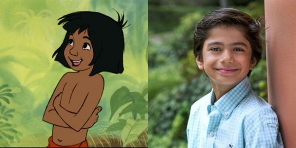 Le Livre de la Jungle a son Mowgli !