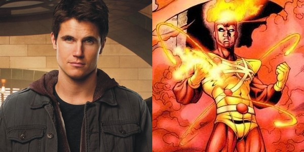 Robbie Amell rejoint The Flash...