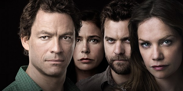 The Affair : Dominic West trompe sa femme