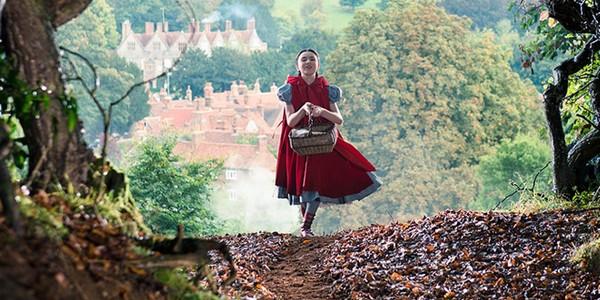 Into the Woods : pluie d'images pour le nouveau Disney