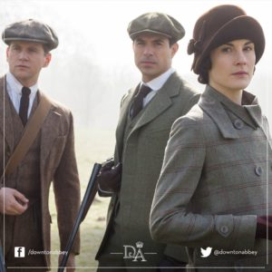 Downton Abbey - Mary