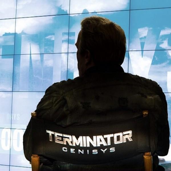Terminator 5 est terminé et s'appelle...