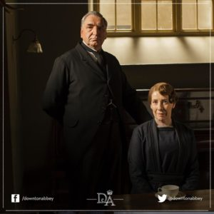 Downton Abbey - Carson