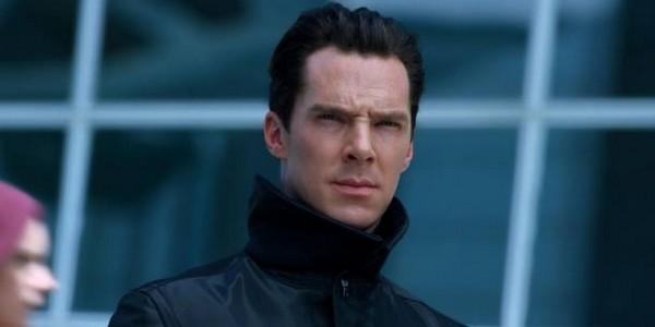 Benedict Cumberbatch en (Shere) Khan