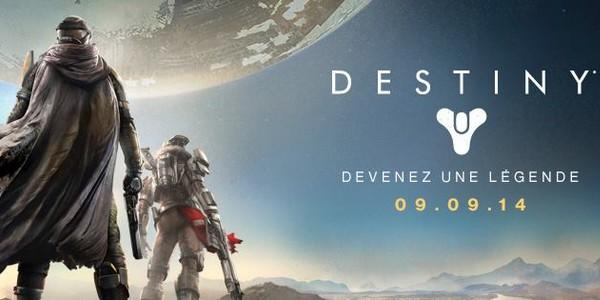 Destiny : la bande-annonce de lancement