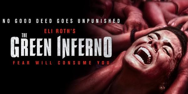The Green Inferno ne sortira pas en salles