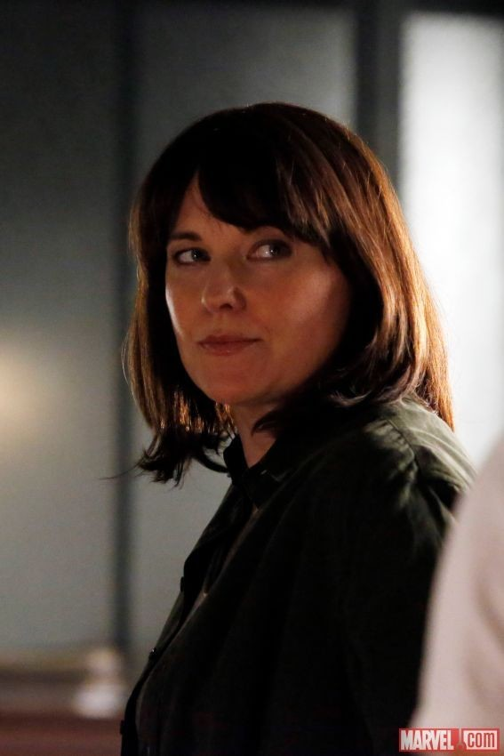Aperçu de Lucy Lawless dans Agents of S.H.I.E.L.D.