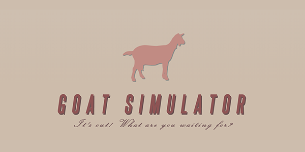 Goat Simulator arrive sur smartphone