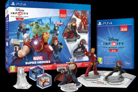 Disney Infinity Marvel Super Heroes, la sortie!_disney