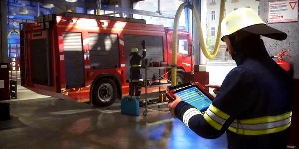Emergency 5, les forces de sauvetage en vidéo