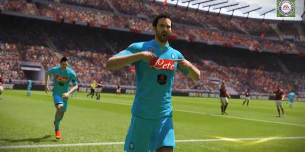 FIFA 15 de nouvelles célébrations