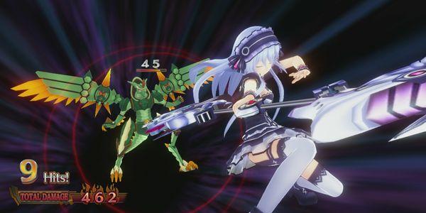 Fairy Fencer F s'illustre sur PS3