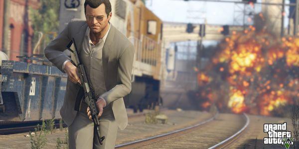 GTA V Jeux vidéo et baisse de la criminalité  l'étude