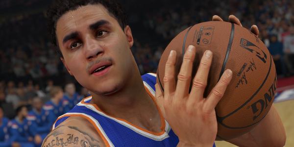 NBA 2K15 constat d'un premier lancé