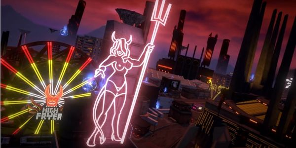 Saints Row Gat out of Hell une nouvelle vidéo !