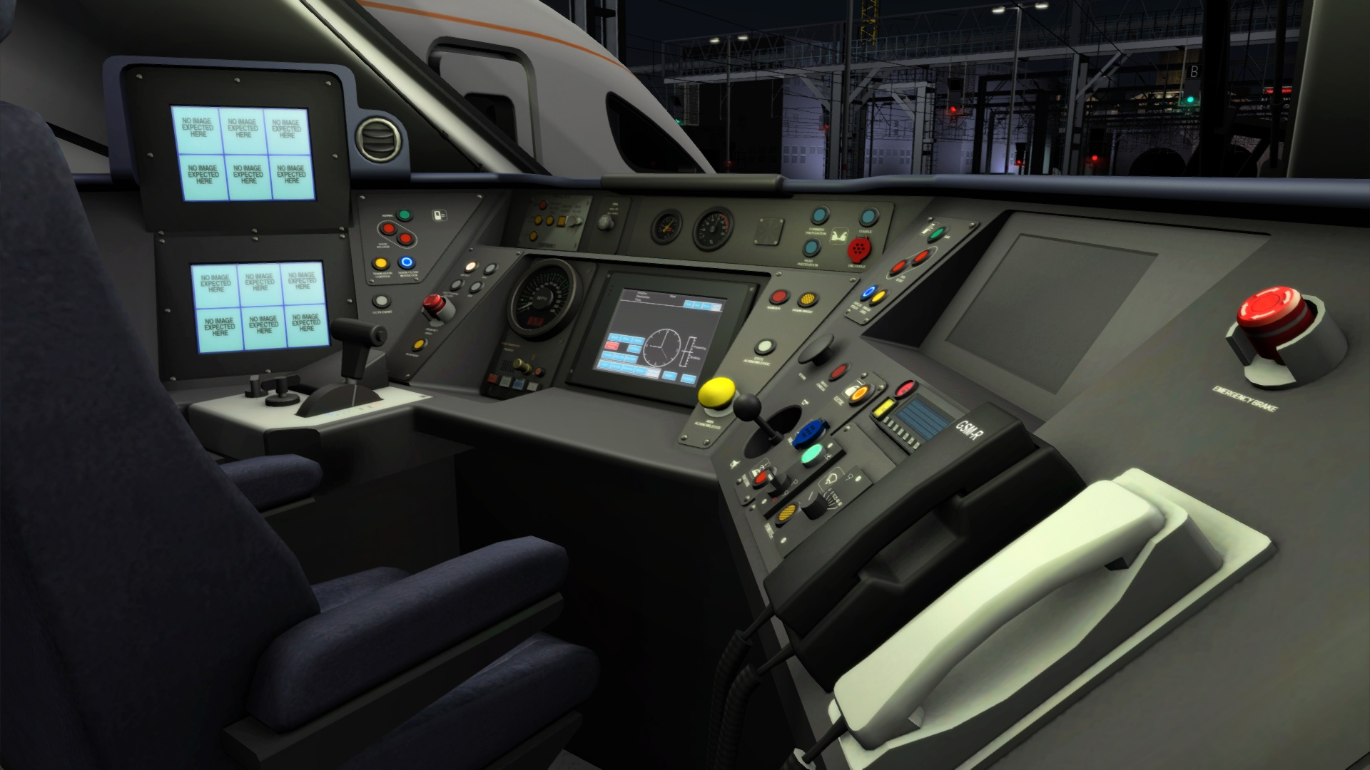 Train Simulator 2015 au départ_Screenshot_ECML London - Peterborough_51.53330--0.12306_21-00-22