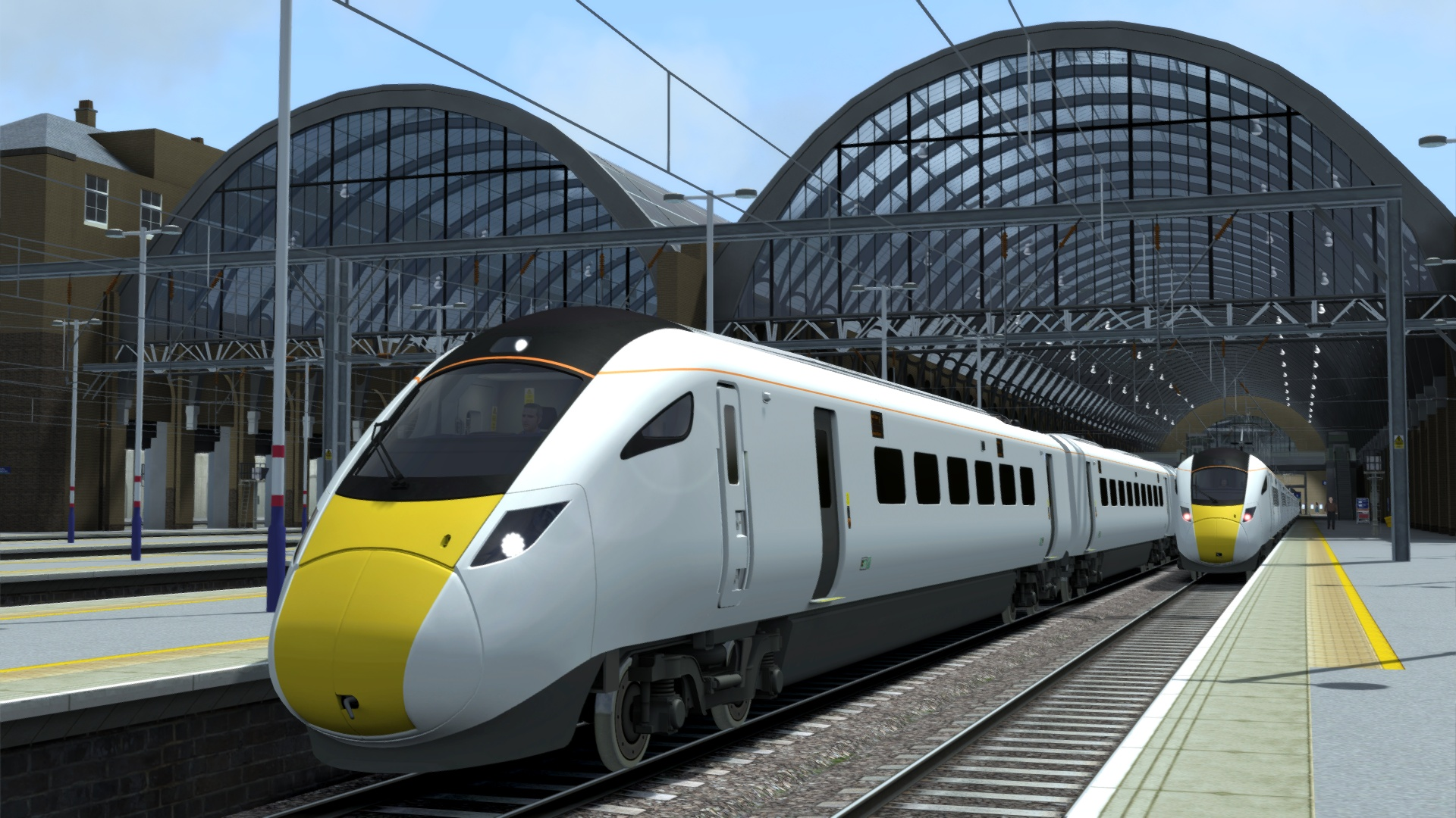 Train Simulator 2015 au départ_Screenshot_ECML London - Peterborough_51.53376--0.12353_14-00-56