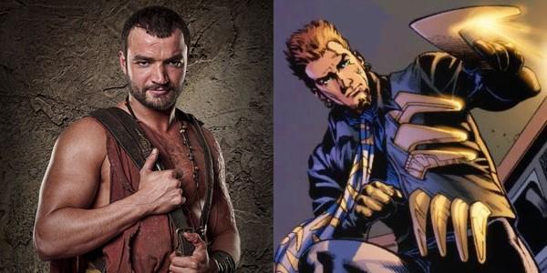 Nick Tarabay (Spartacus) rejoint le casting d'Arrow
