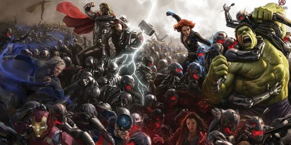 Avengers 2 : le synopsis officiel !