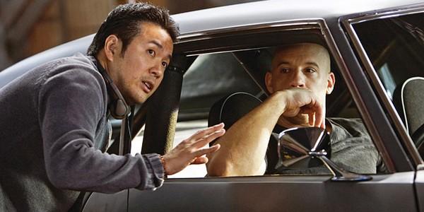 Justin Lin sur le plateau de True Detective !